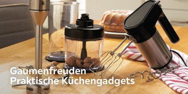 Gaumenfreuden: Praktische Küchengadgets