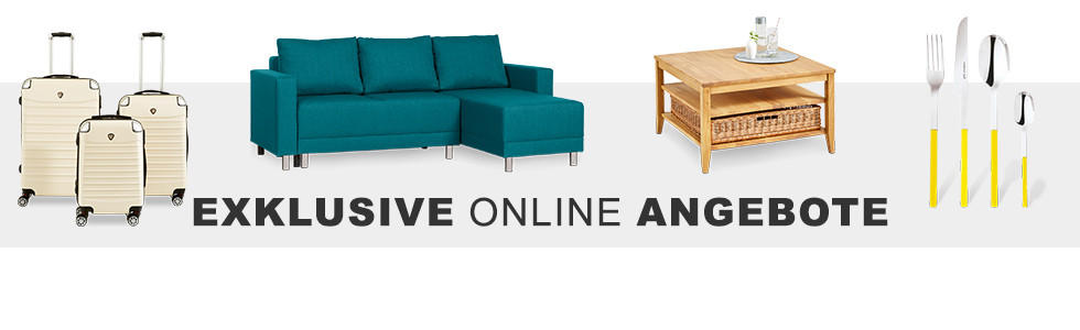 Exklusive Online Angebote