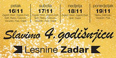Godišnjica Lesnine Zadar