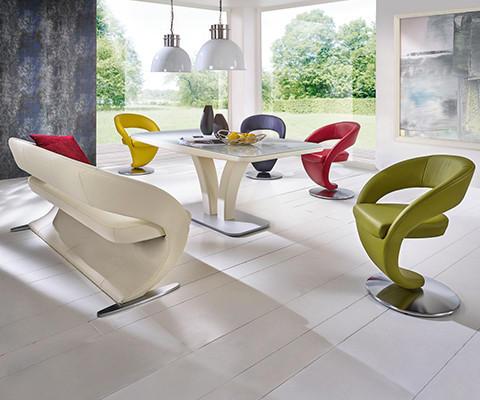 Moderano außergewöhnliche Möbel stilvoll Esszimmer