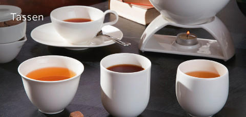 Villeroy & Boch Tassen Tee Teatime
