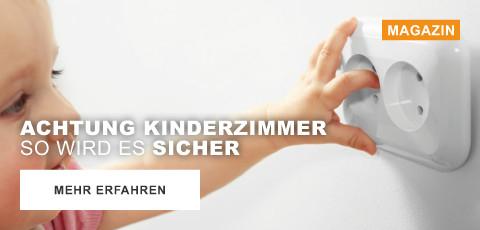 Achtung Kinderzimmer - so wurde es sicher