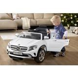 Bijeli dječji auto