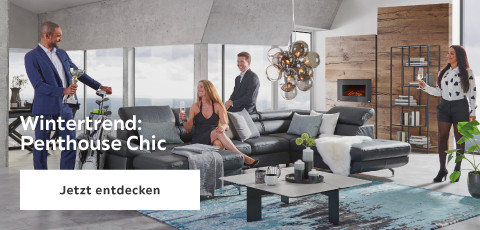 Wintertrend Penthouse Chic
