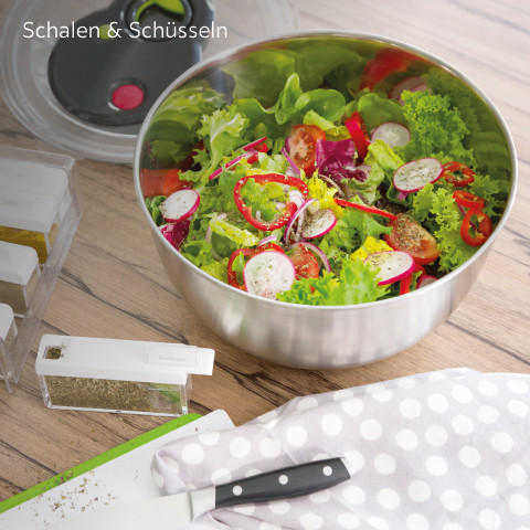 Emsa Schalen und Schüsseln Salat