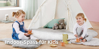 Indoor-Spass für Kids