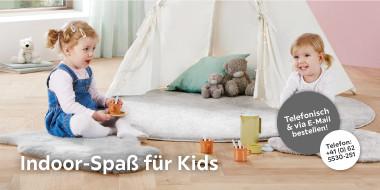 Indoor Spaß für kids
