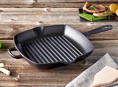 Kvalitetna grill tava Lesnina XXXL