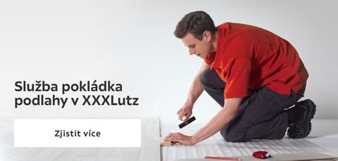 Skuzba pokladka podlahy v XXXLutz