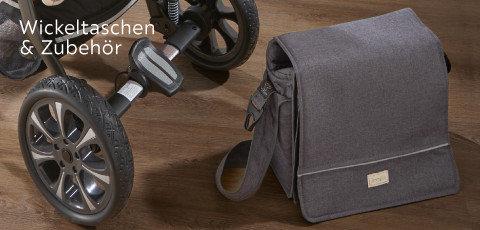 Wickeltaschen und Zubehör