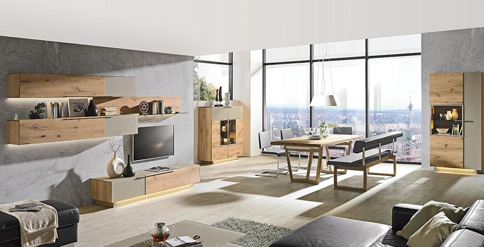 Wohnraumplanung In Einem Stil Mit Voglauer.
