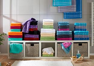 Vossen ručníky pestré