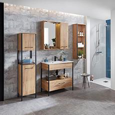 Badezimmerserie Gintano