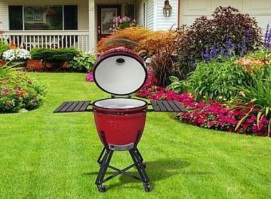 Keramički roštilj na drveni ugljen Lesnina XXXL