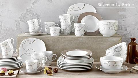 Ritzenhoff & Breker Geschirr Marke