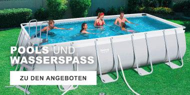 Online Only Pools und Wasserspass