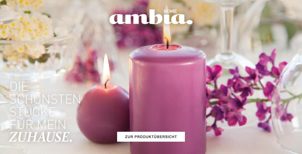 Zur Ambia Home Produktuebersicht