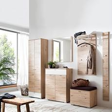 Garderobenserien Basic