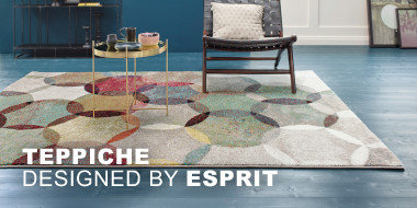 Teppiche designed by Esprit