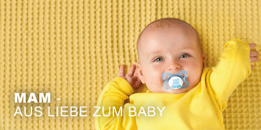 MAM - AUS LIEBE ZUM BABY