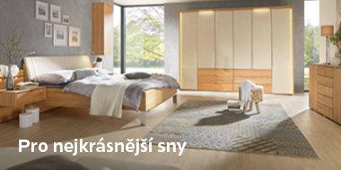 Ložnice pro nejkrásnější sny