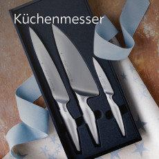 Wmf Küchenmesser Set Silber