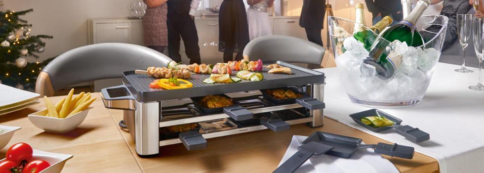 x-mas Küche Elektrogeräte Raclette