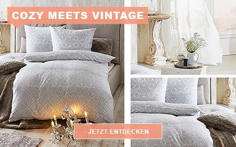 Shop the Look - Cozy meets Vintage