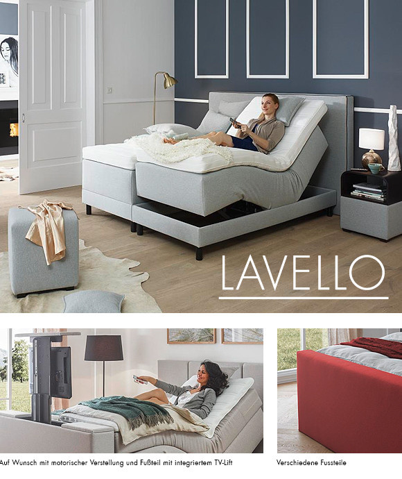 Dieter Knoll Collection Lavello Schlafzimmer