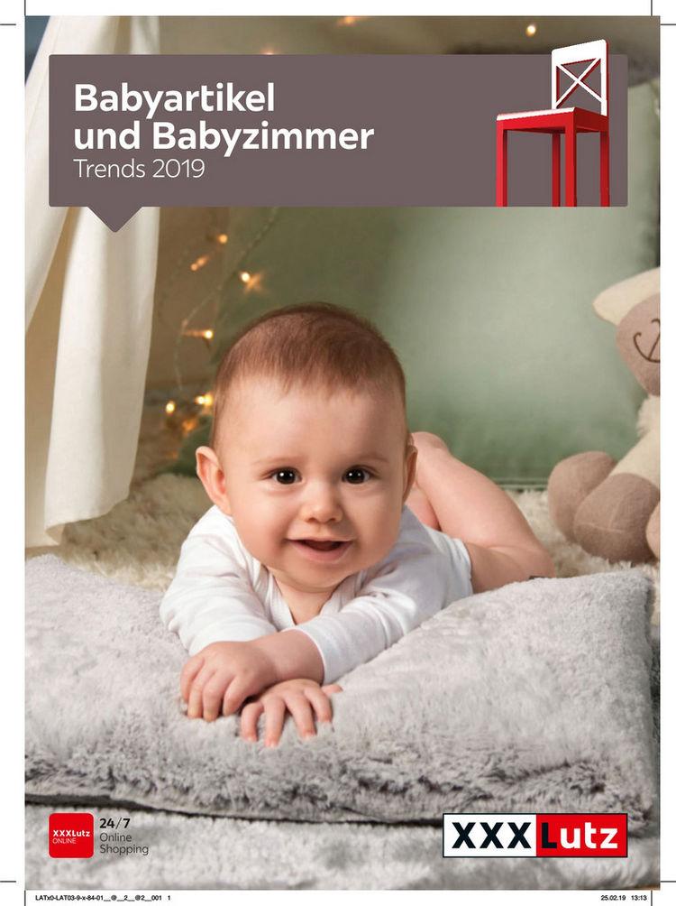 Babyartikel & Babyzimmer Trends 2019