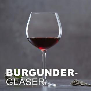 Burgunderglaeser ansehen