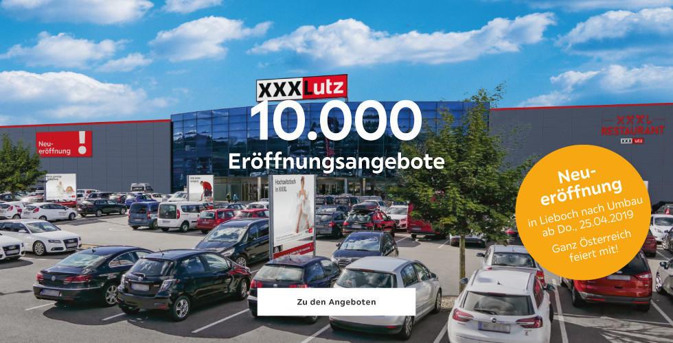 10.000 Eröffnungangebote  Neueröffnung in Lieboch nach Umbau ab Do. 25.04.2019