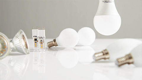 LED-Lampen Übersicht Homeware