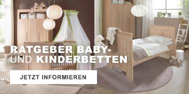 Ratgeber Baby- und Kinderbetten