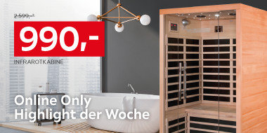 Online Only Highlight der Woche