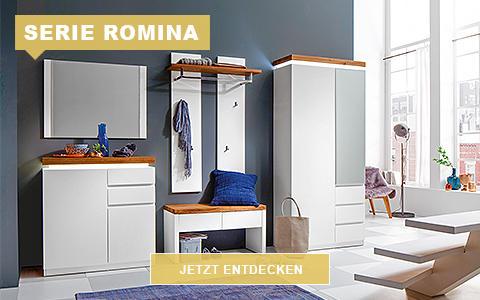 Garderobe Romina