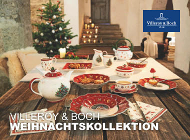 Villeroy & Boch Weihnachtskollektion