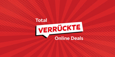 Total verrückte Online Deals!