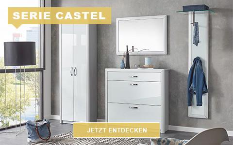 Garderobe Castel