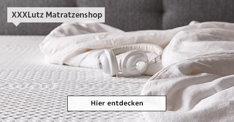 Matratze mit Bettdecke und Kopfhörer Matratzenshop