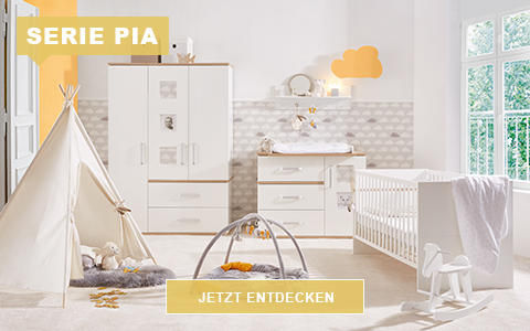 Babyzimmerserie Pia