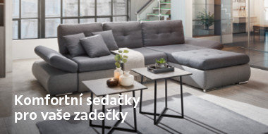 Sedací soupravy