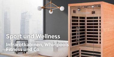 Wellness Ausstattung