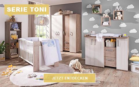 Babyzimmerserie Toni