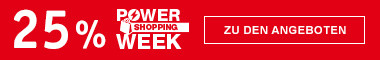 25% Power Shopping Week