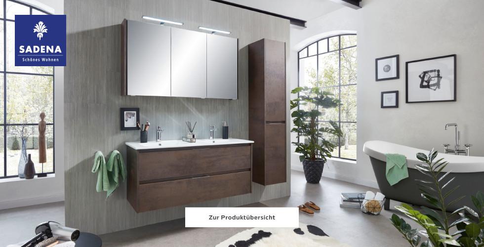 Badezimmer Holz Sadena
