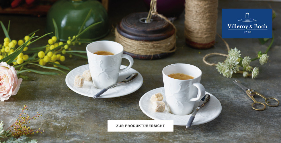 Villeroy & Boch Weihnachten Tee Teatime