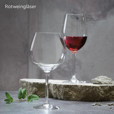 Rotweingläser Schott-Zwiesel
