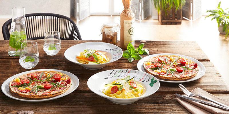 Viva Italia - Pizza, Pasta och mer