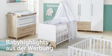 Babyhighlights aus der Werbung